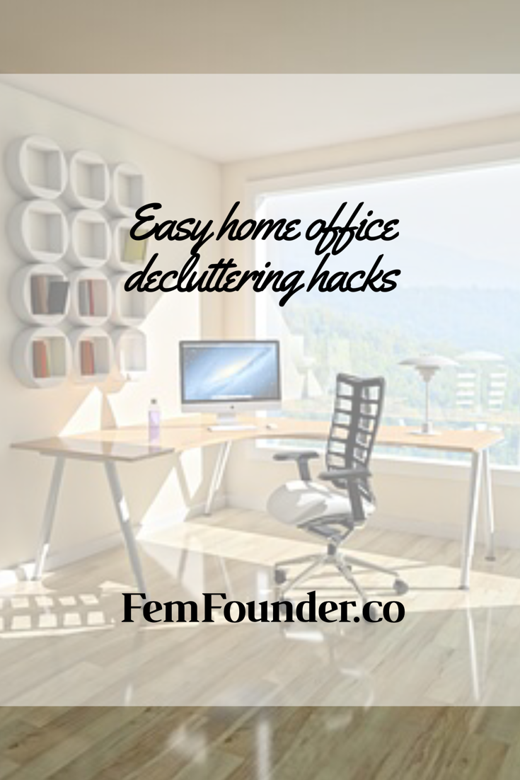 Top Home Office Decluttering Hacks | Thrive Global