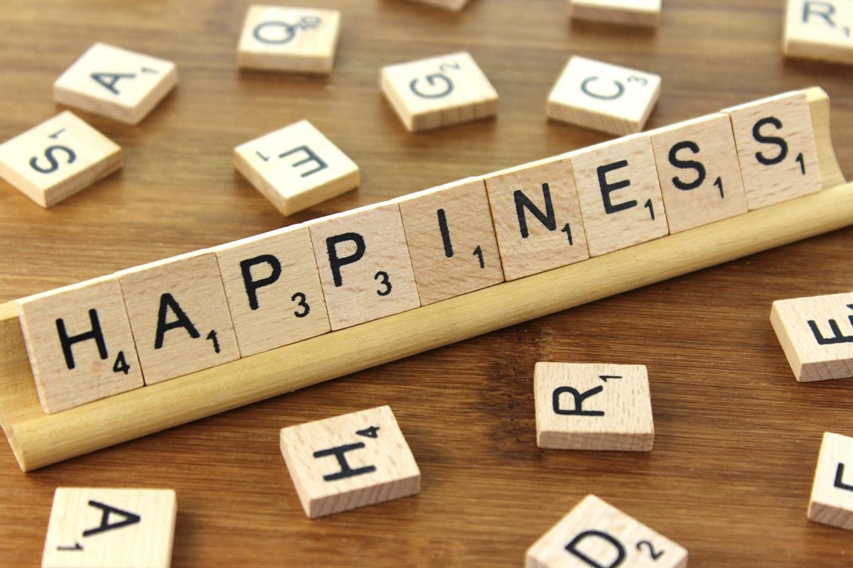 18 simple steps that can help us to be happier in 2018 thrive global there would be none in this entire world who wouldnt want to be happy as humans we always seek happiness but more often we try to look for it biocorpaavc
