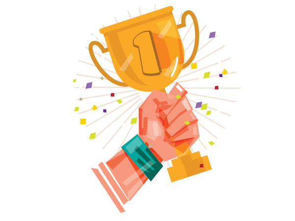 how to go after awards and recognition and win thrive global