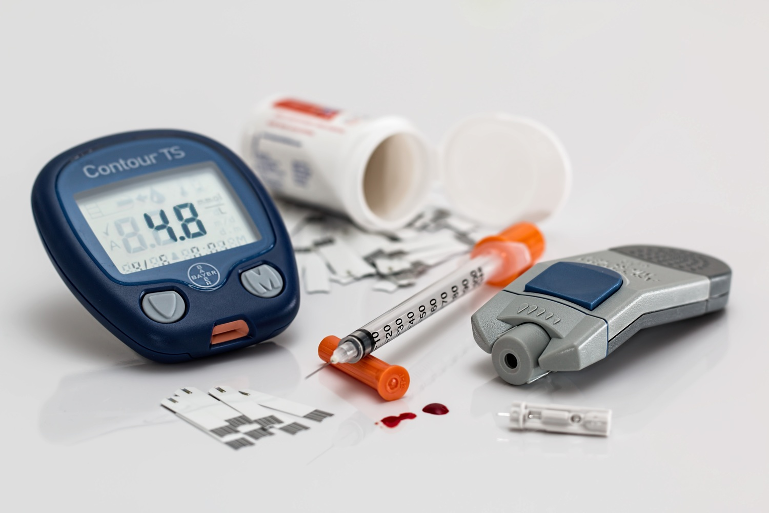 how to read blood glucose levels