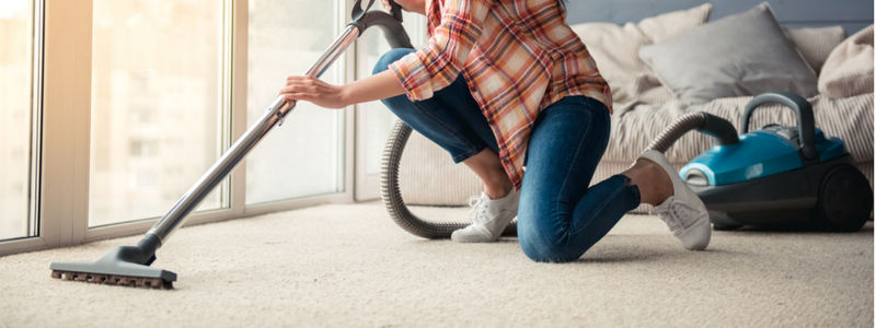 HOW TO REPAIR THE ENGINE PUMP OF A VACUUM CLEANER