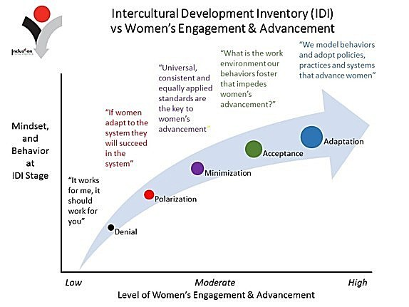 womens advancement through intercultural competence