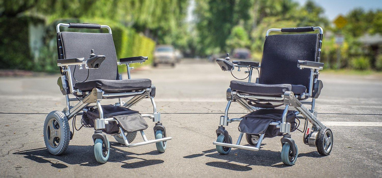 ... The Best Wheelchair   IntelliChair Motorized Wheelchair
