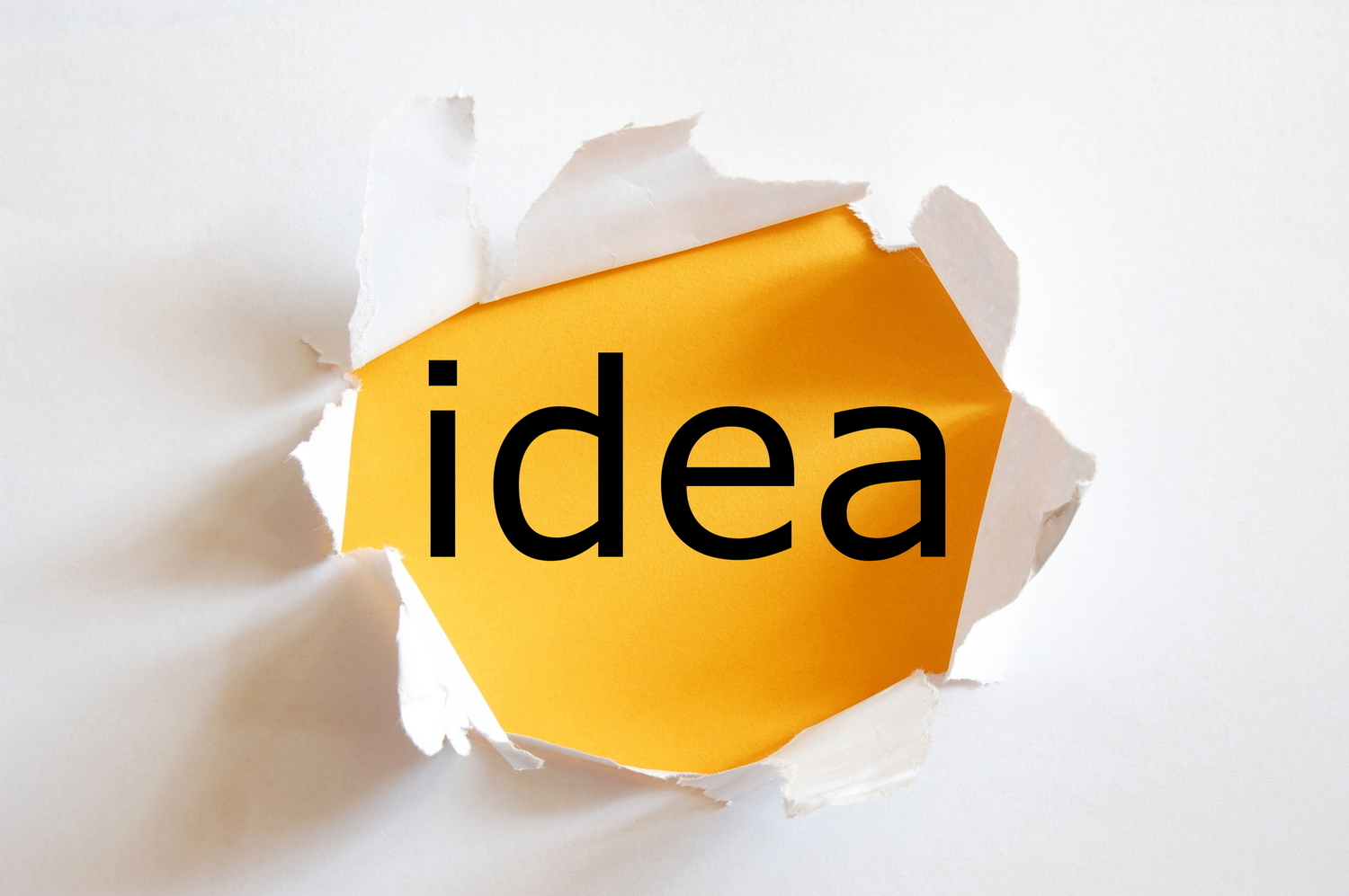 What is an idea