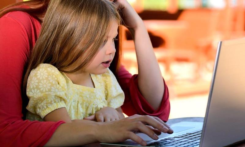 Παιδί Και Οθόνη. Βάλε Μέτρο Με Τον Κανόνα 3-6-9-12