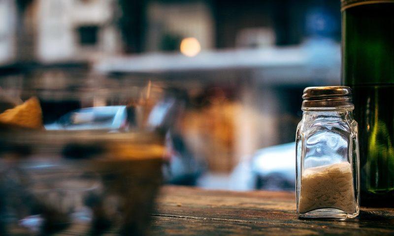 Το Βασικό Πρόβλημα Με Το Αλάτι