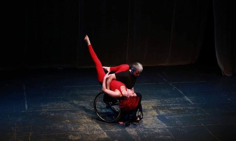 """Δέσποινα Κουκλάκη: """"Δεν Υπάρχουν Όρια Στον Χορό"""""""