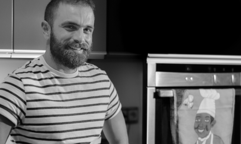 """Γιώργος Ευγενειάδης: """"Είμαι Ευγνώμων Για Πολλά Πράγματα Που Έχω Στη Ζωή Μου Και Δεν Θεωρώ Τίποτα Δεδομένο"""""""