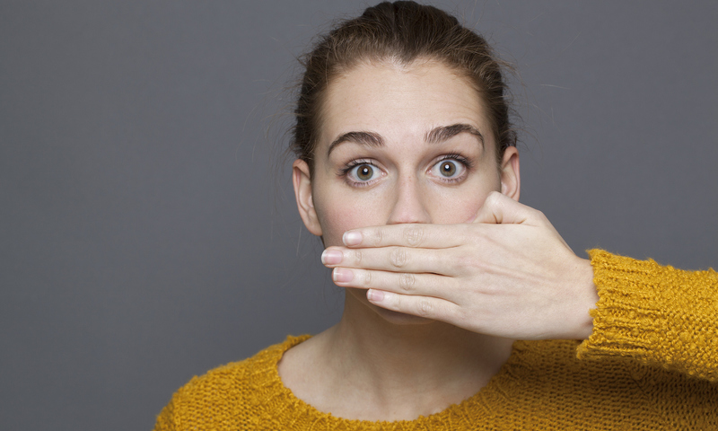 Κακοσμία Στόματος: Μήπως Σε Αφορά;