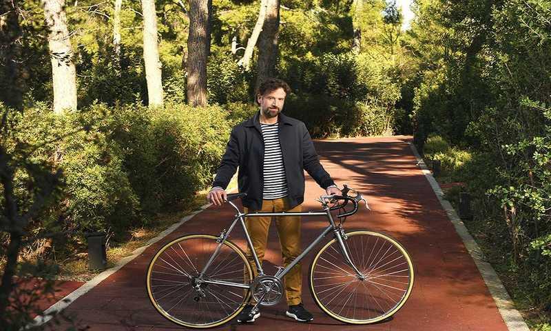 Το Ποδήλατο Που Σε Κάνει Να Νιώσεις Την Πολλαπλή Σκλήρυνση
