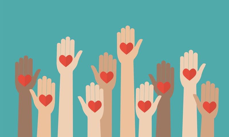 Ψήφος Καρδιάς Στον Εθελοντισμό