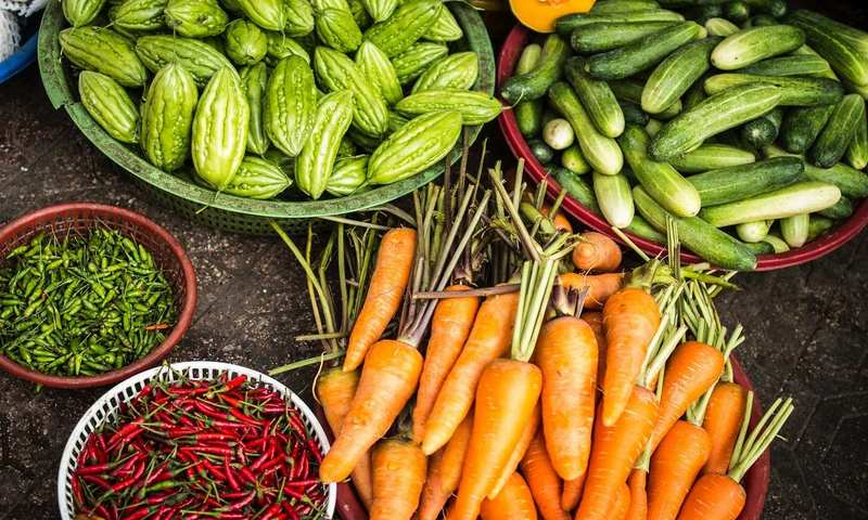 Βασικές Αρχές Καλοκαιρινής Διατροφής
