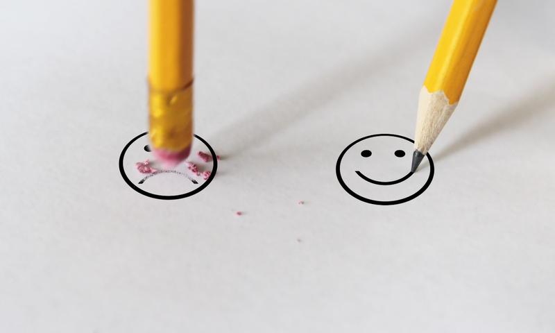 Αρνητικές Σκέψεις: 5 Βήματα Για Να Τις Διώξεις