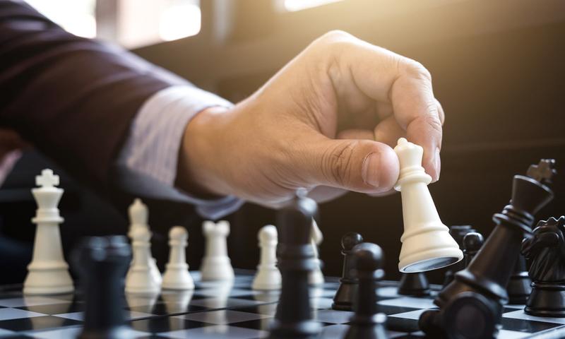7+1 Λόγοι Για Να Προσλάβεις Έναν Σκακιστή