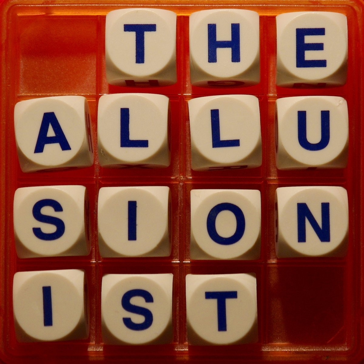 'The Allusionist' is the ultimate podcast for word nerds.