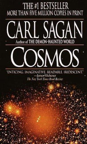 'Cosmos' by Carl Sagan