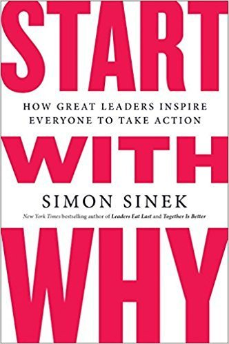 'Start With Why' by Simon Sinek