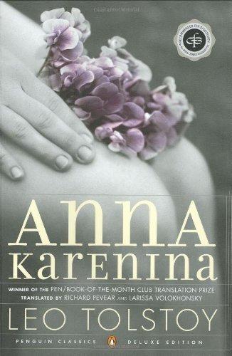 'Anna Karenina,' by Leo Tolstoy