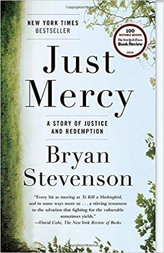 'Just Mercy,' by Bryan Stevenson
