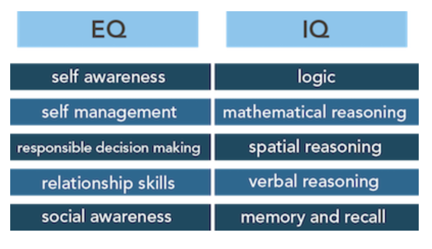 Emotional Intelligence v. Intelligence