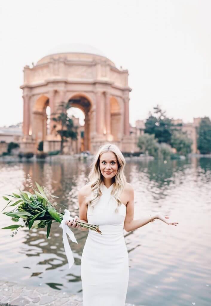 brains over blonde wedding planning