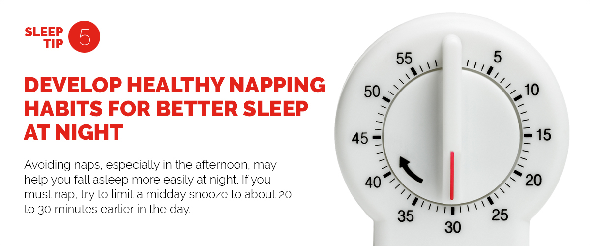 7 Tips for 8 Hours of Sleep - Thrive Global