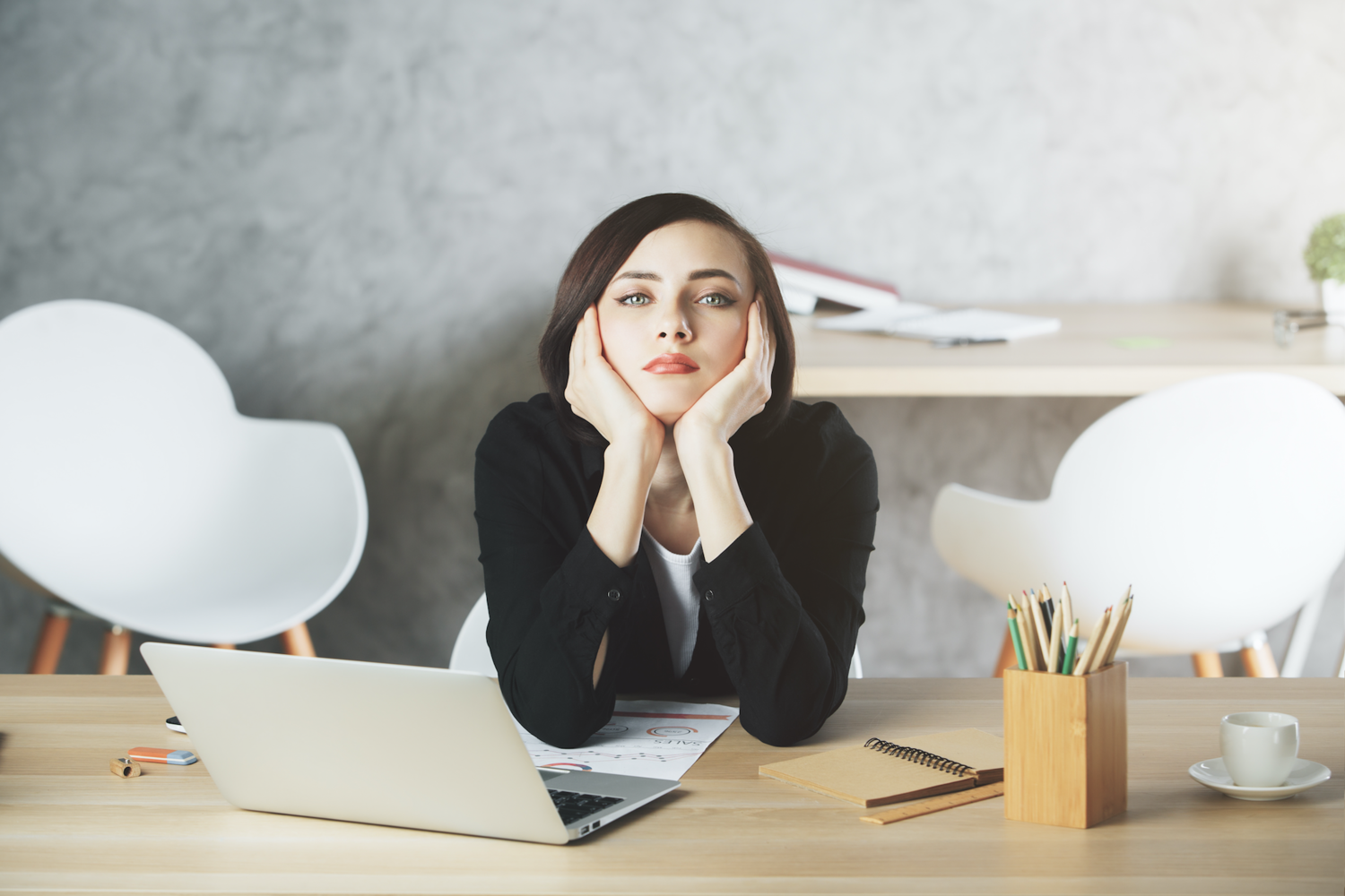 Overcoming frustration at work