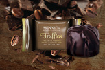 Velvety Mocha Dark Chocolate Truffles_1