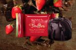 Sexy Strawberry Dark Chocolate Truffles_1