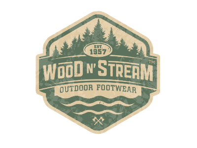 Wood N Stream Logo