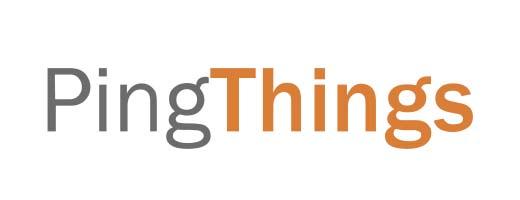 Ping things Logo