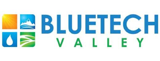 Bluetech Valley Logo