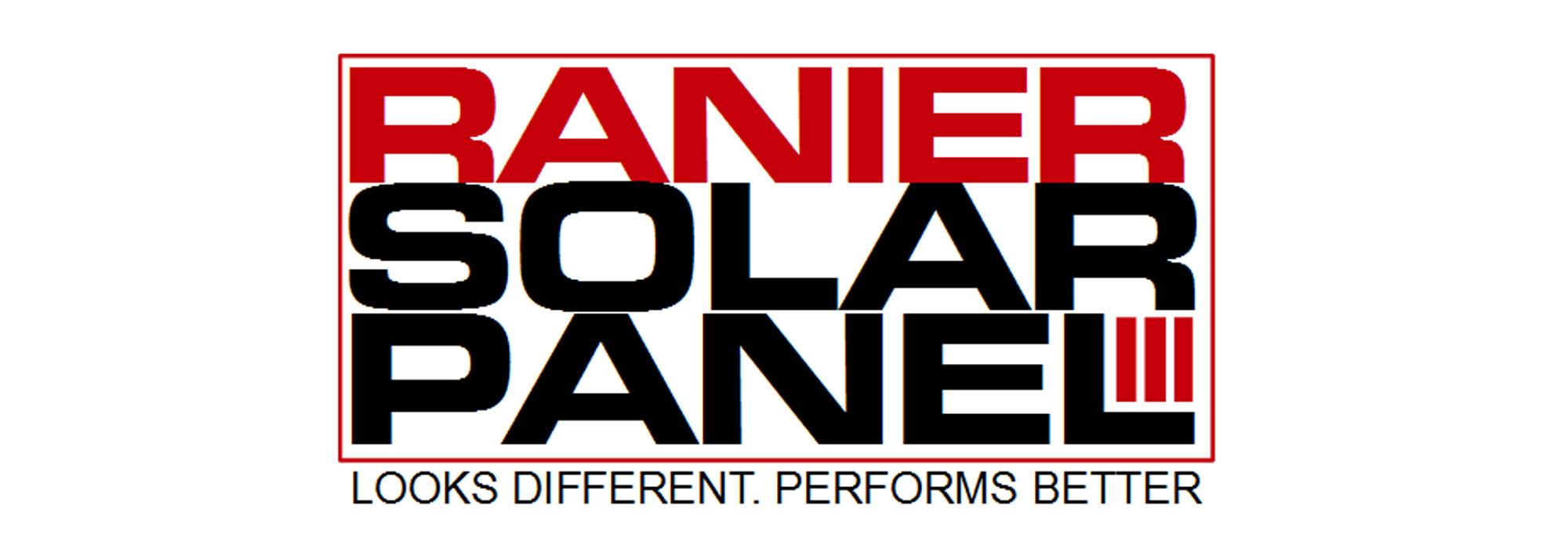 Ranier Solar Logo