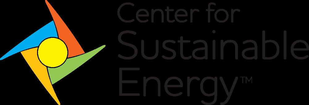 Center for Sustainable Energy Logo