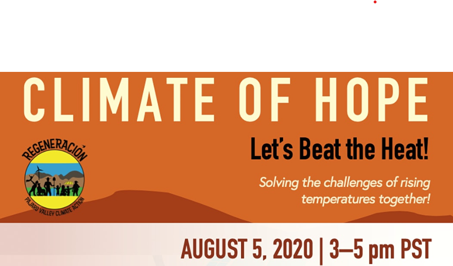 Climate of Hope - Let's Beat the Heat!