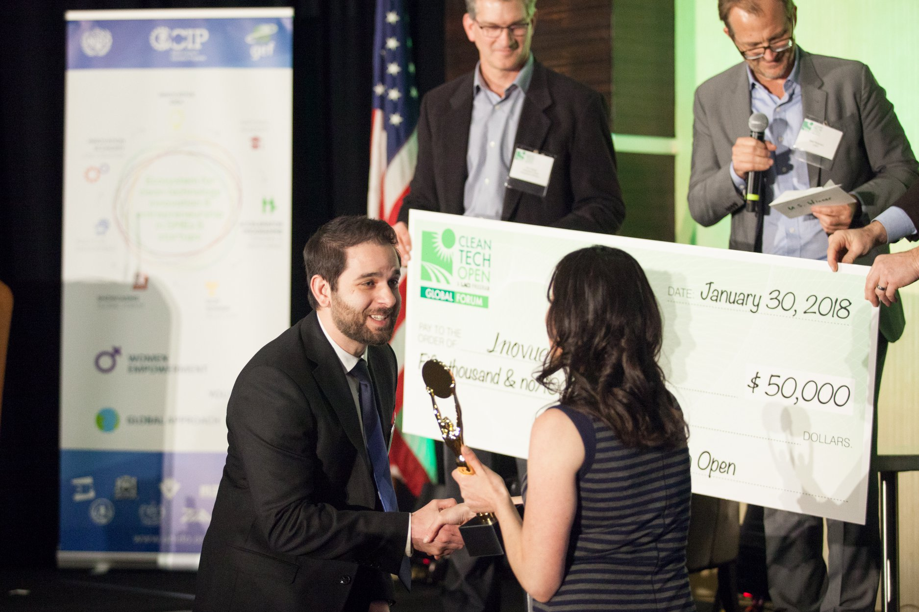 Cleantech Open Announces Winners of 2017 National Accelerator, Global Ideas Competition, and Global Cleantech Innovation Programme