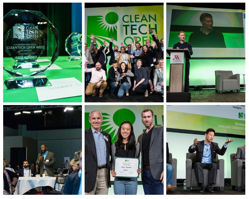 Eleven CTO Regional Finalists Go On to Compete For Grand Prize at the Cleantech Global Forum in January