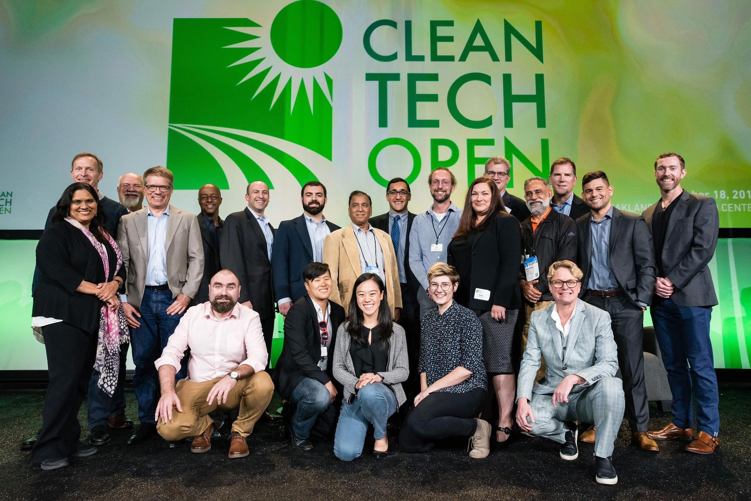 Cleantech Open West Announces Finalists