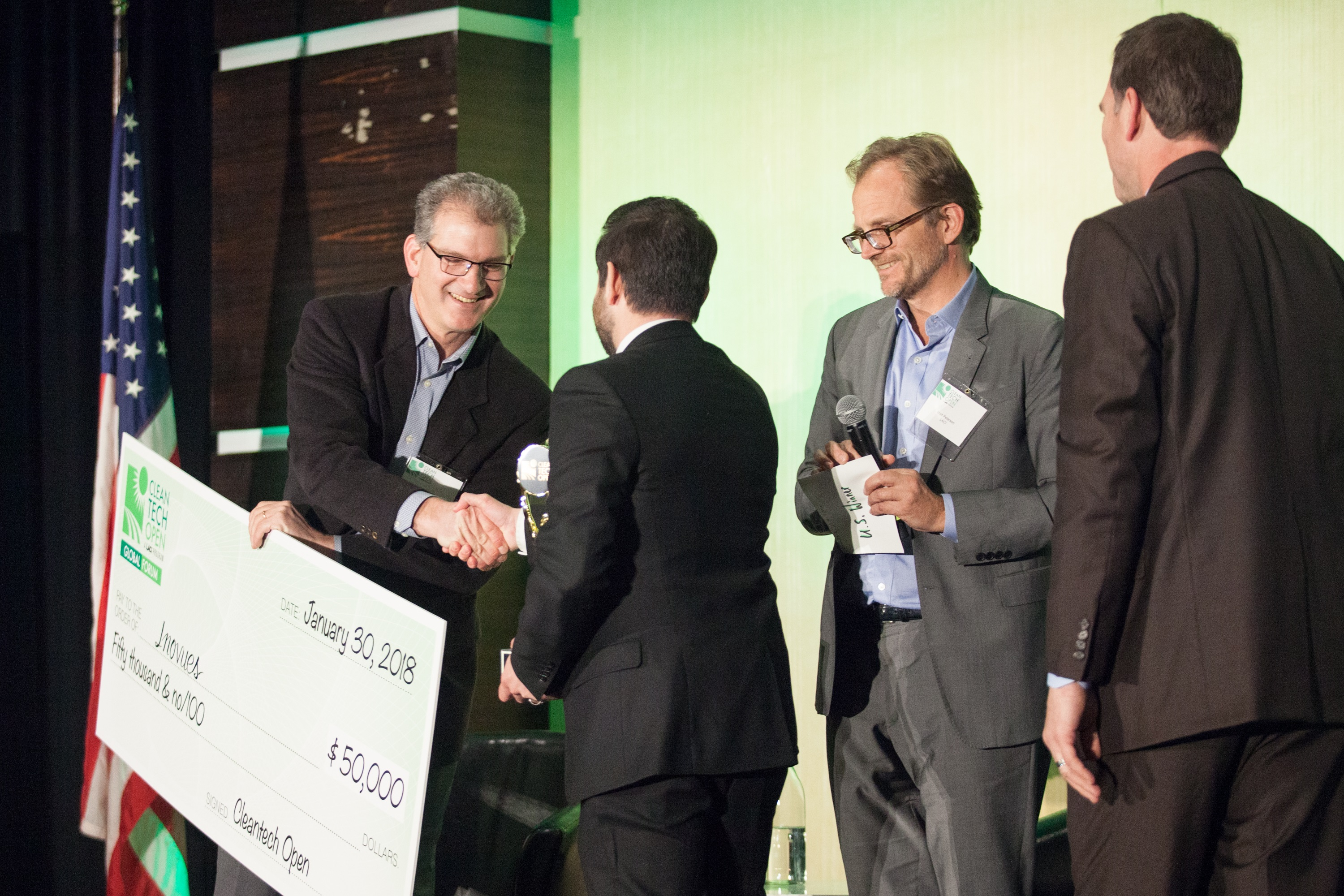 Cleantech Open Announces Startup Selections for Participation in 2018 Business Accelerator