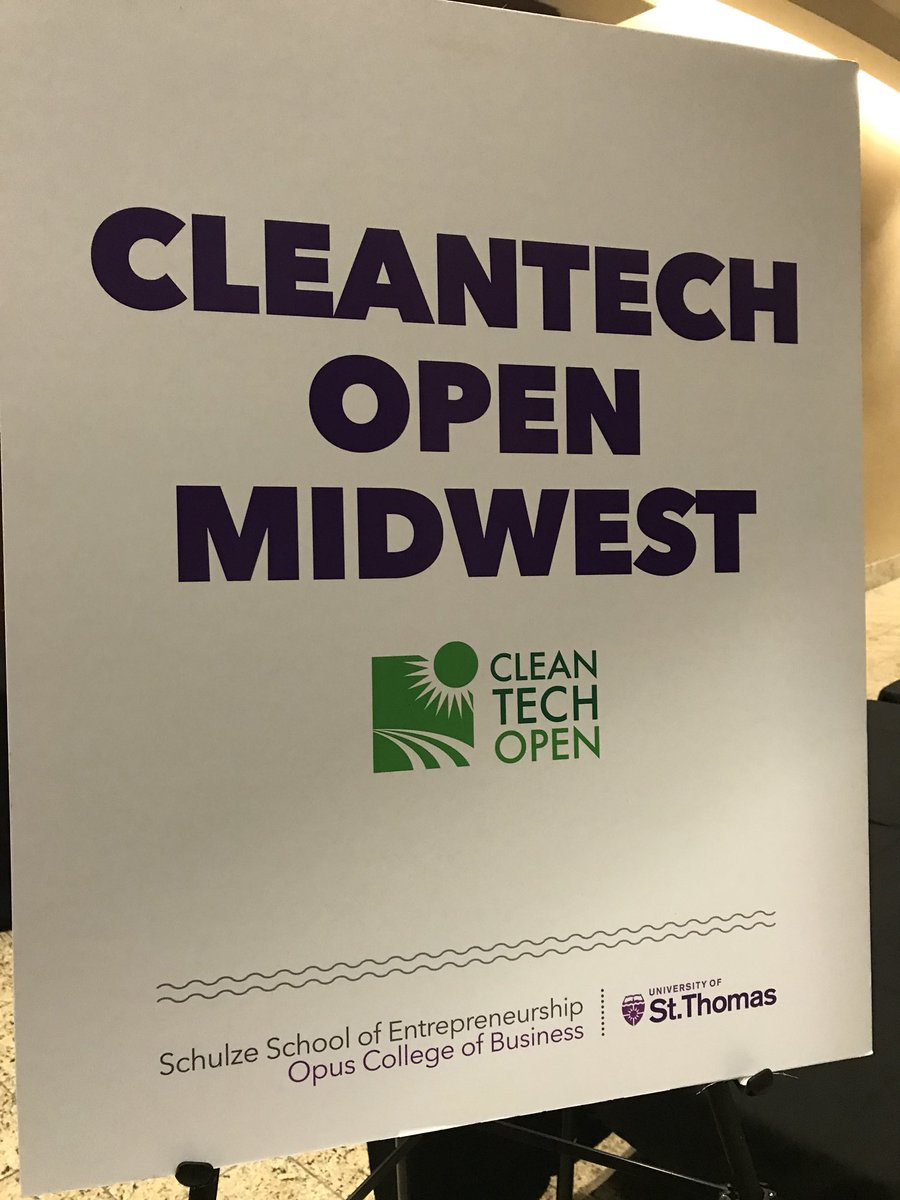 Cleantech Open-Midwest 2017 Innovation Showcase Schedule and Venue Guides