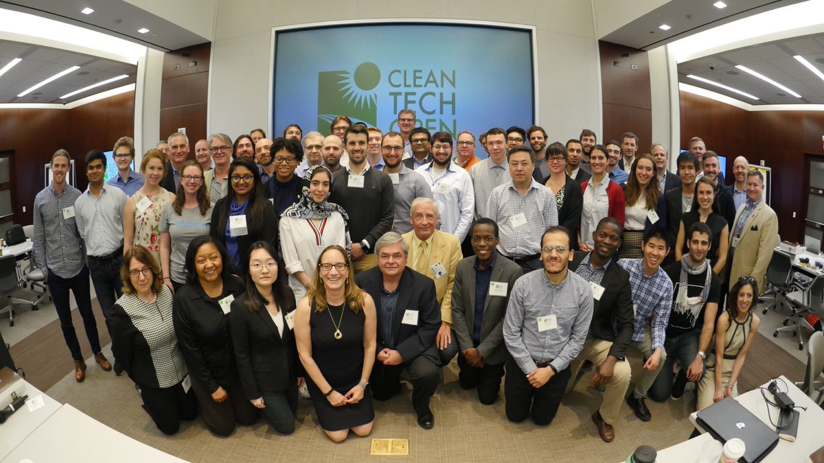 Cleantech Open Northeast Welcomes 30 Cleantech Startups to Participate in the 2018 Cleantech Open Accelerator