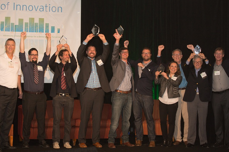 Cleantech Innovation Awarded at our 2015 Western Region Showcase