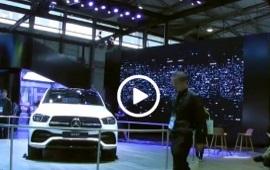 Ces Shanghai, l'auto del futuro? AI e intrattenimento