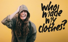 """Wrad, la startup che tinge i vestiti con la grafite. """"Non si può morire di moda"""""""