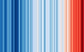 Queste semplici immagini mostrano che il pianeta continua a scaldarsi