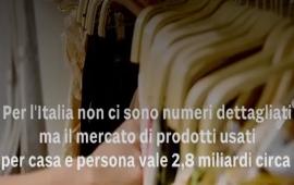 Moda «second hand», è boom di rivendite grazie a Instagram e sostenibilità