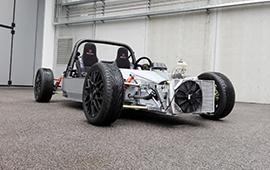 Bermat: ecco l'atelier dell'auto su misura: dal telaio al motore