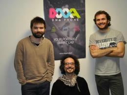 DNAPhone raccoglie 400mila euro