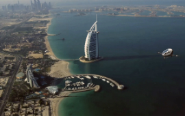 Dubai introduces electric passenger drone taxi service