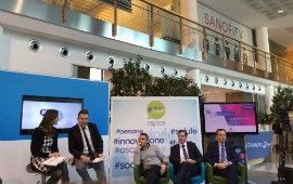 """""""Il futuro dell'health sono le startup"""", idee e interventi dal #MeetSanofi"""